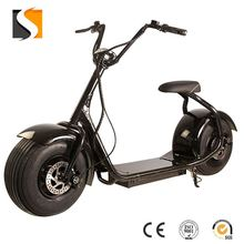 Direct Buy China scooter Removable battery Electric Scooter Scrooser CityCoco 1600W bicycle electric motor with Golf support