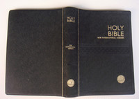 Custom waterproof soft cover leather Holy Bible book printing
