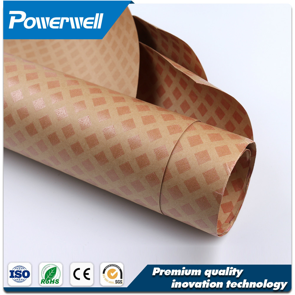 Free sample isolation diamond pattern resin coated paper