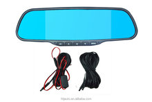 HD Mirror 5 inch LCD Monitor Car Rear View DVR System