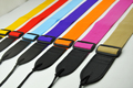 Nylon blank guitar neck belt/guitar strap