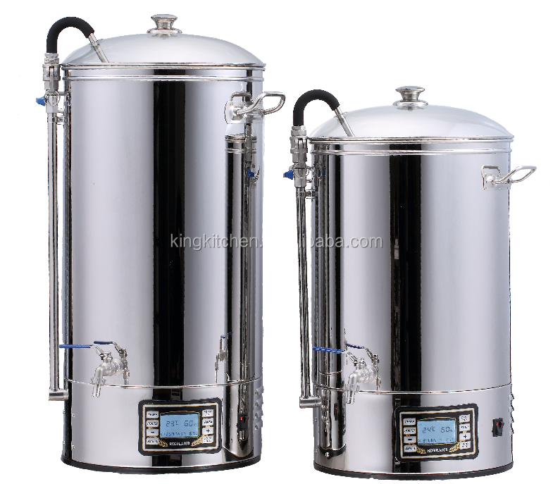 guten 50l micro brewery/beer brewing equipment/bm-s500m-1/304 stainless steel/ce certificate/50l mash tun
