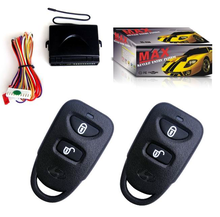 Manufacturer factory wholesale keyless entry systems Anti-Hijacking car keyless entry system