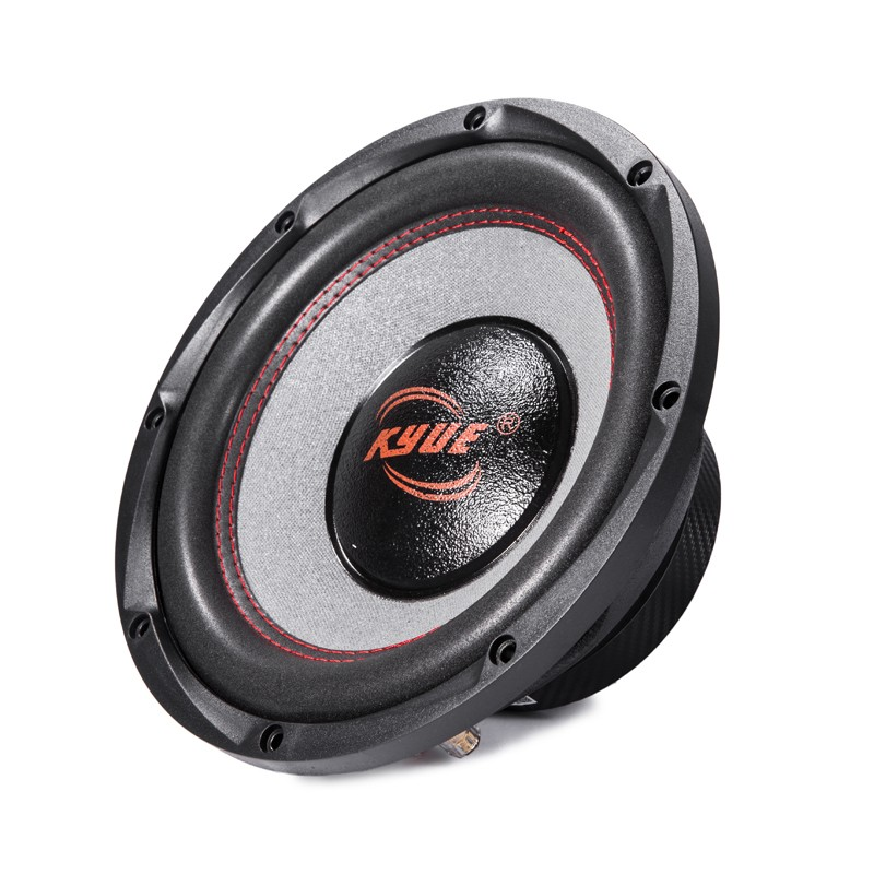 Kyue 12 inch 12v dc audio art subwoofer