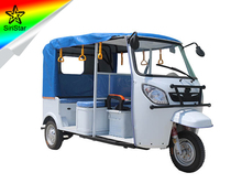 Factory Direct Sale Inida Passenger Electric Tricycles For Adults
