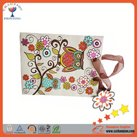 Factory Low Price Disposable Decorative Paper Bags Gift Bag