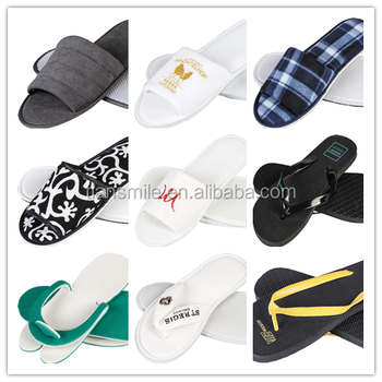towel hotel slipper/spa slipper/velour hotel slippe/coral fleece hotel slippers