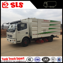 Dongfeng zoomlion road sweeper