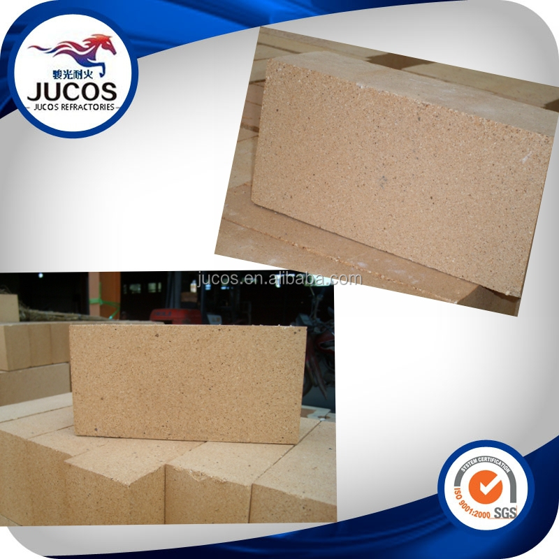 First class alumina silica standard size of fire brick