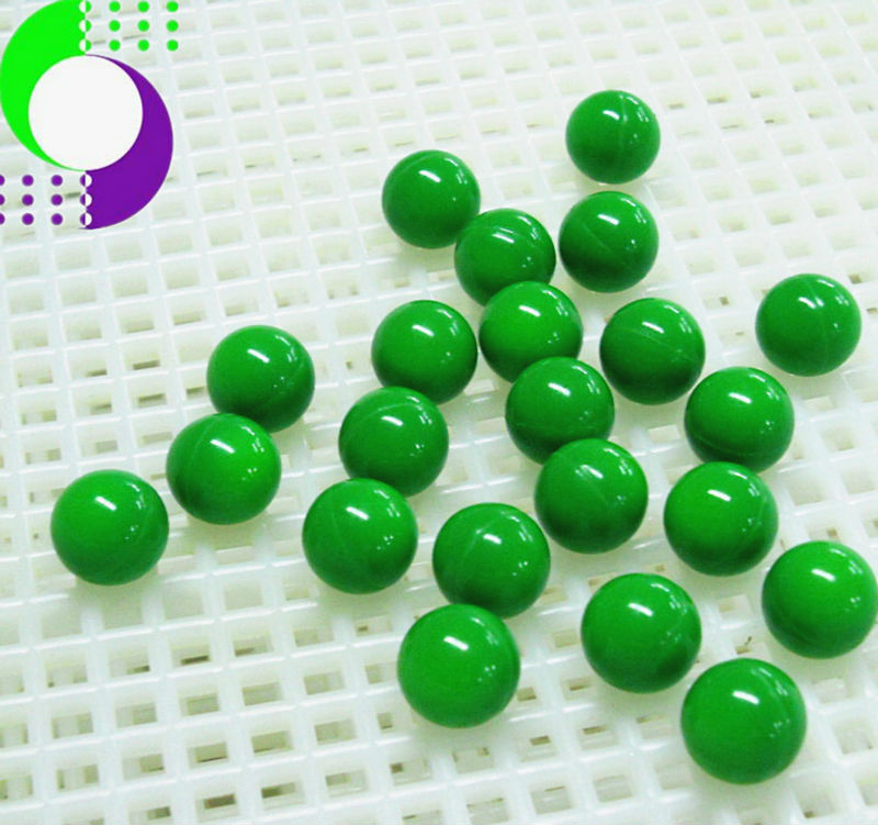"2000 Pcs, tournament high quality 0.68""paintball soluble in water"