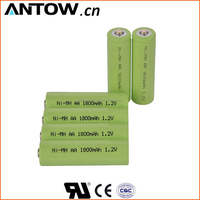 OEM Long cycle life 2.4v ni-mh rechargeable battery for power tool