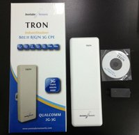 TRON Indoor/Outdoor wireless AP, client, WDS router (Aventador Networks)