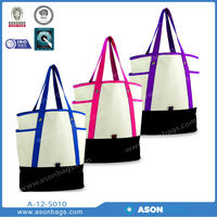 Promotional Canvas Shopping Bag