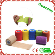 Colored Self Adhesive Bandage Bubble Wrap