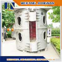 Industrial Aluminum Shell Aluminium Smelter For Aluminium Foundry