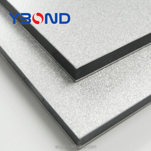 New cladding materials alusignpanel 4mm aluminum composite sheet panel