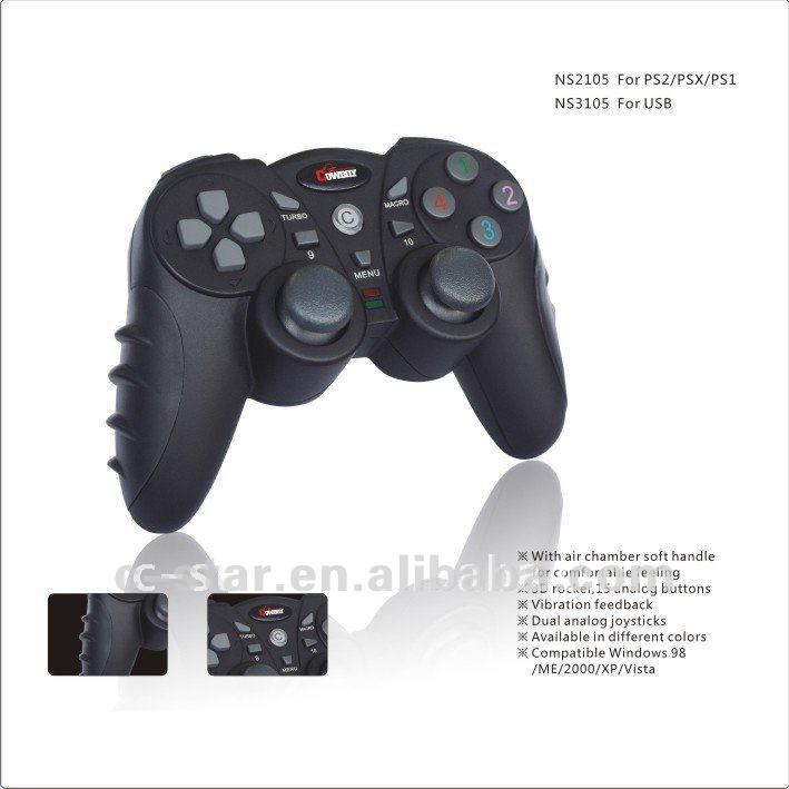 Hot sale Wireless Game Controller for PS3 Console