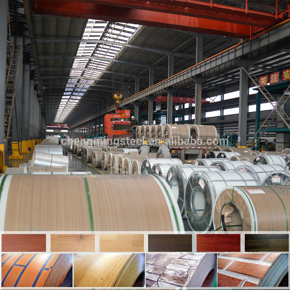 Iso/Tuv Certification Galvanized Iron Steel Coils/Sheet For Decration Structure