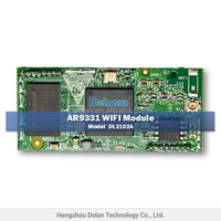 low power high speed ar9331 WIFI module sending and receiving wireless module