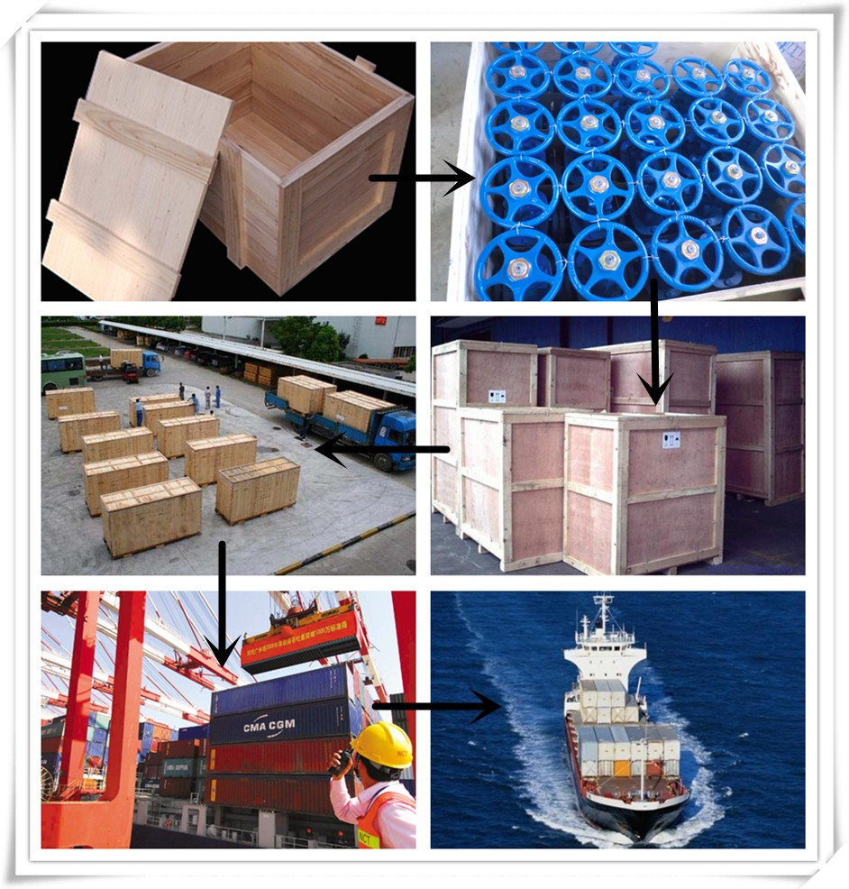 packing & shipping-HY valve