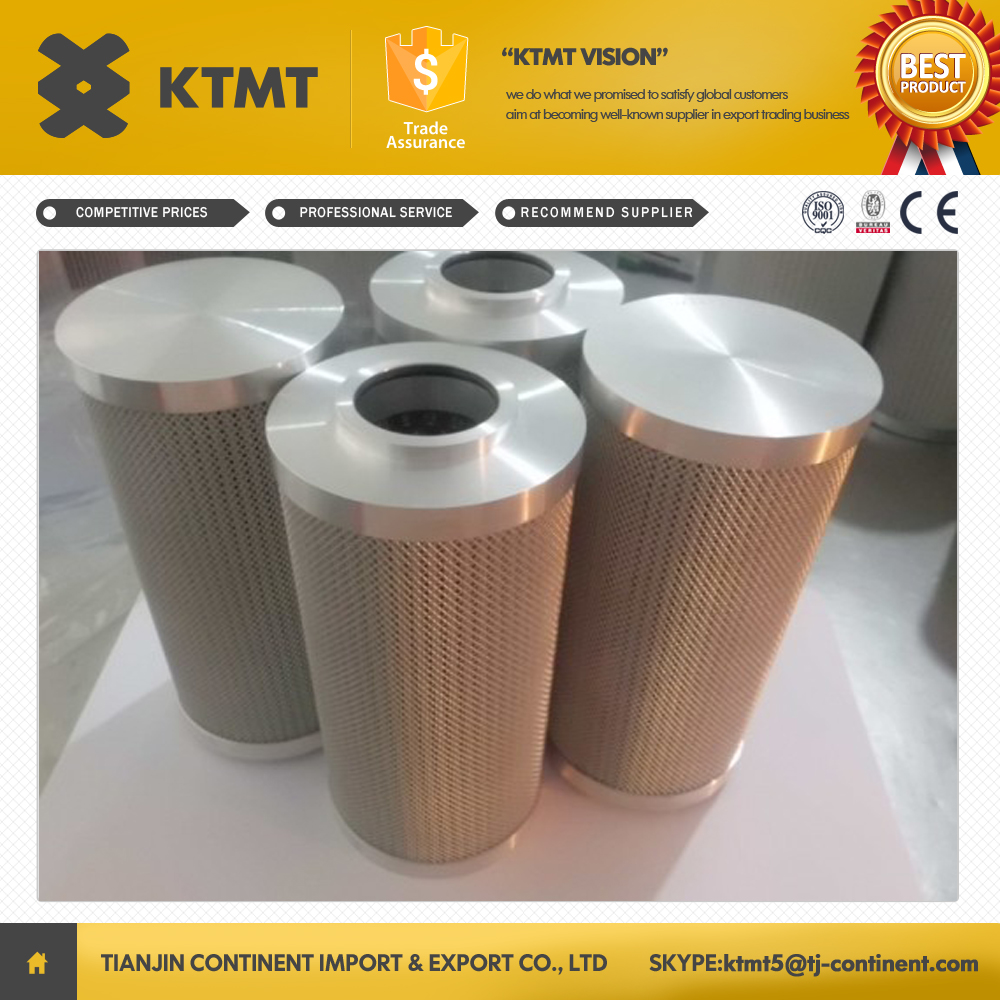 High Quality LH Hydraulic Oil filter Element