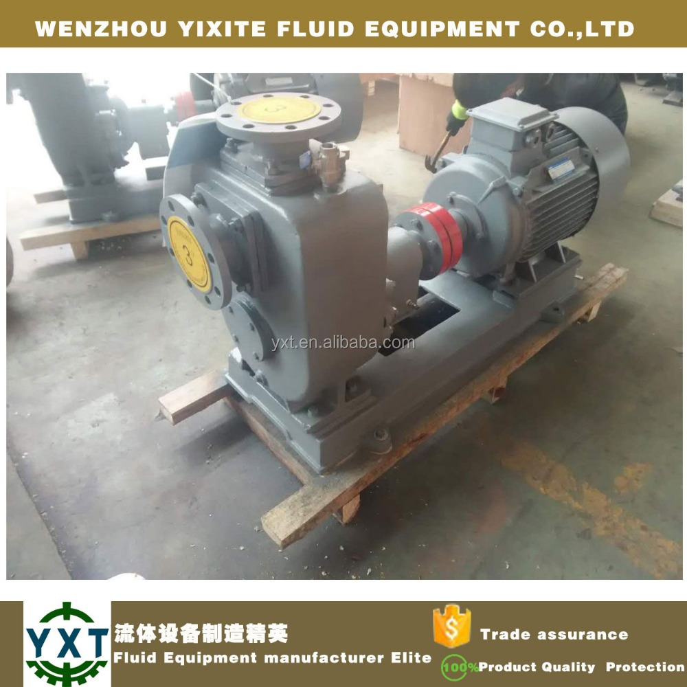 YXT industrial suction centrifugal water pump with abb motor