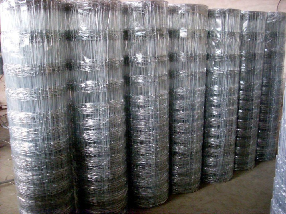 High Quality Hot Sale Cattle/Horse/Sheep Fence Farm Wire Mesh Fence manufacture