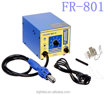 HAKKO FR-801 SMD Rework Hot Air Desoldering Station Made in China