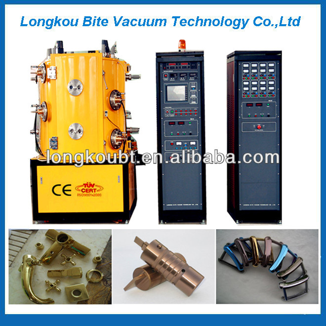 vacuum pvd arc coating machine/cathodic deposition/tungsten carbide coating machine