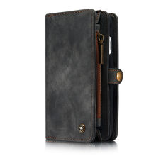 wallet leather case for iphone 6 plus,for iphone 6 plus flip leather cell phone case