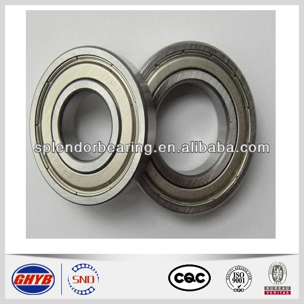 6012-2Z Compective Price used wall grooving machine toyota pickup car deep groove ball bearing