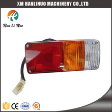 XGMA spare parts,HTR8865 24V lamp assembly for XGMA wheel loader parts,with three kinds of colors