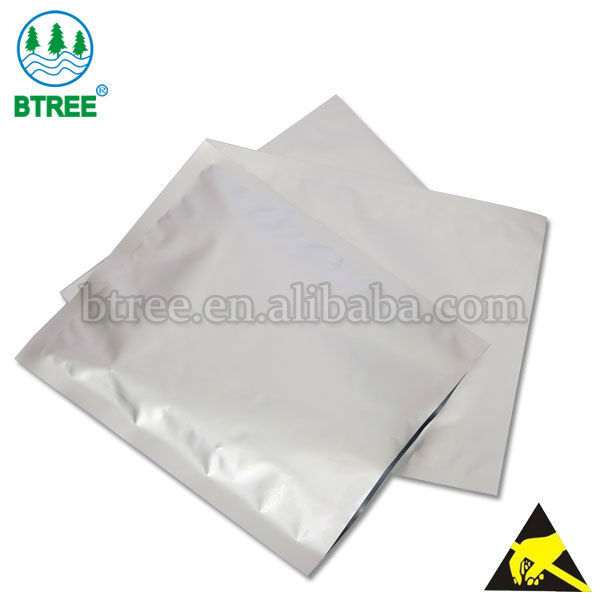 custom printing sealable aluminum foil packaging bags