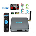 2017 android tv box BB2 TV BOX 2G/16G Android 6.0 Amlogic S912 player smart tv box 2.4G5GHz WIFI BT4.0 4K octa core tv box