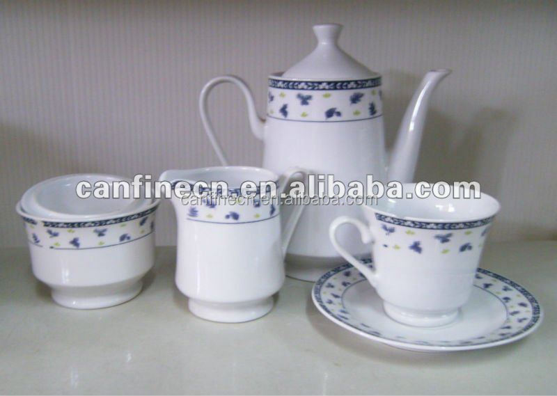 High Quality beautiful tempered glass dinner set