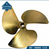 Small Marine Bronze Propeller for Boats with CCS ABS GL LR BV