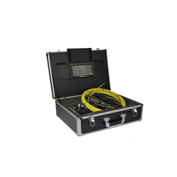 Sewer Pipeline Inspection Camera With 512HZ Transmiter TEC-Z710-5