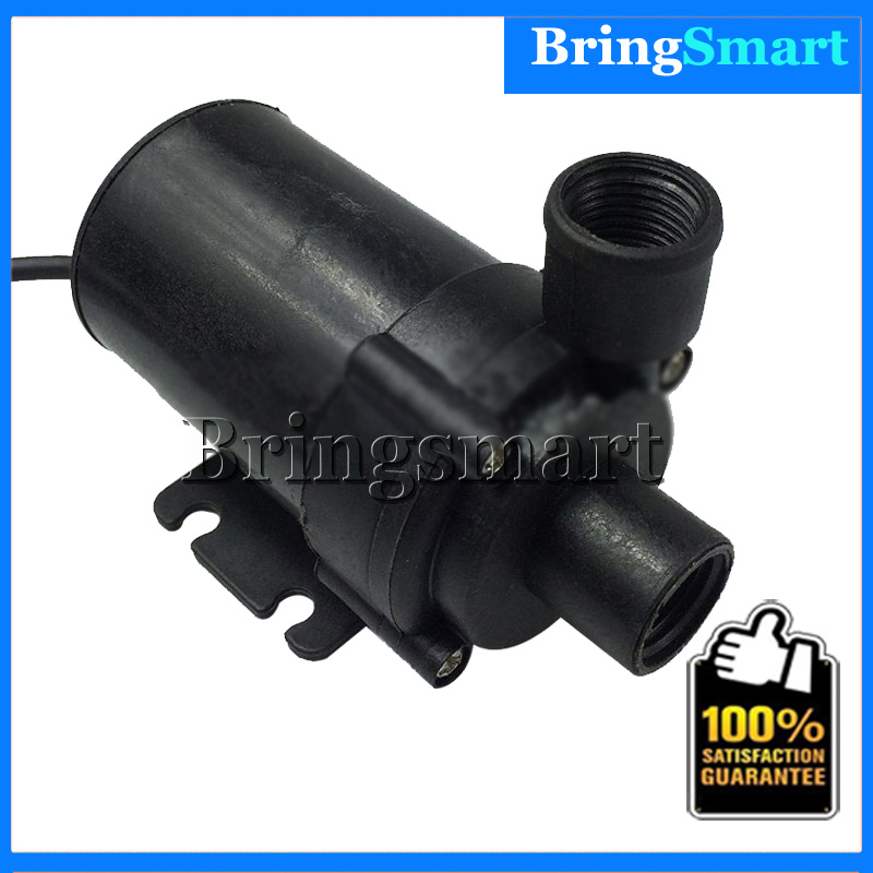 Free shipping JT-660C 900L/H 12V DC Thread mouth Brushless Water Pump Cooling Wtr Pump Mini Booster Pump 24V Bringsmart