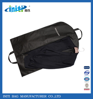 2016 hot new shopping bag non woven garment bags for men