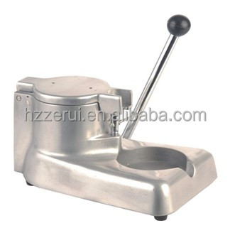 Stainless Steel Beef Patty Machine Beef Shrimp Meat Hamburger Burger Patty Making Machine