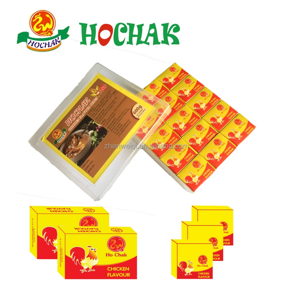 Wholesale HALAL Chicken Bouillon Cube Brands Seasoning Cube Mixed Spices Food Seasoning