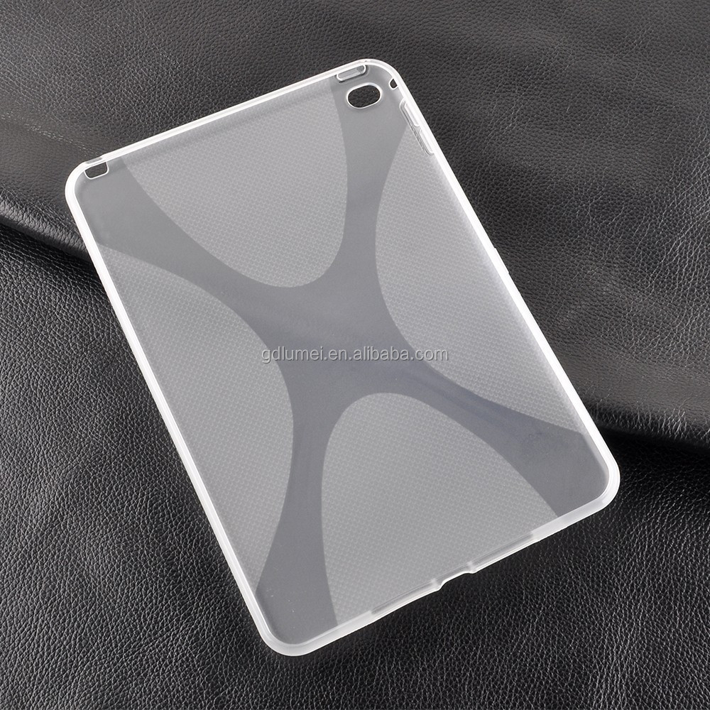 X-Line TPU Gel Back Protective Case for Apple iPad Mini 4