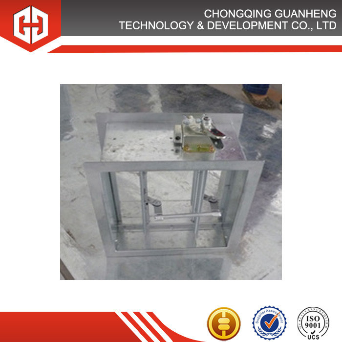 High Quality in 2015 Supply Fireproofing Regulating Damper (Normal Open) FHTX-70