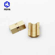 Factory customized precision brass machining parts