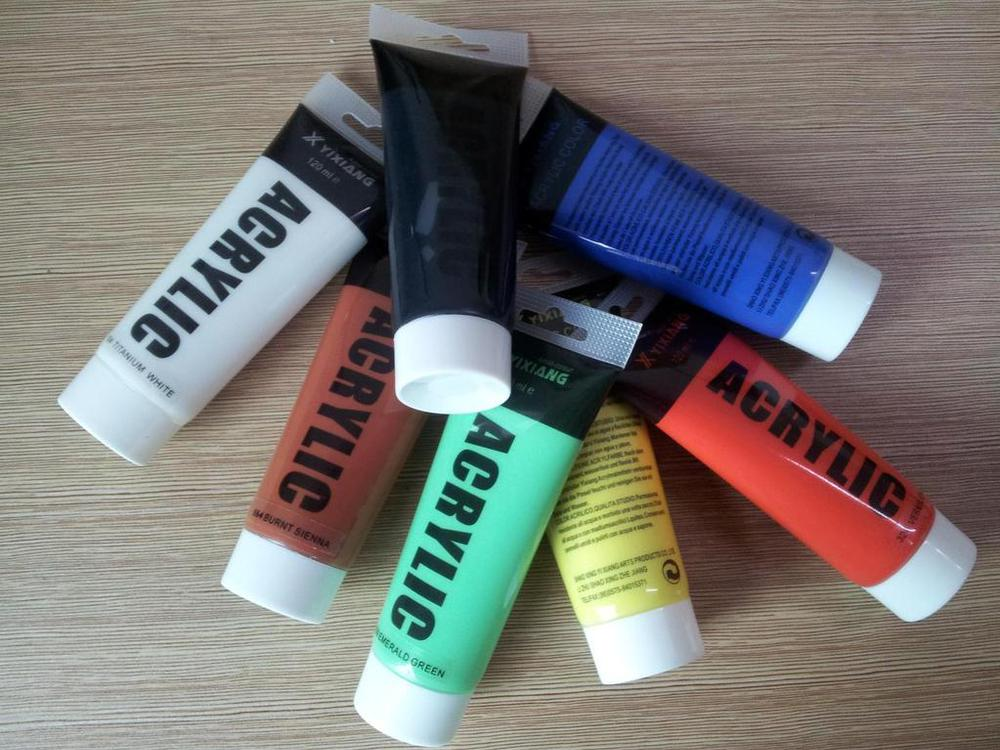 Best Selling Wholesale Cheap Portable Tube Packed Artist Acrylic Paint Buy Acrylic Paint