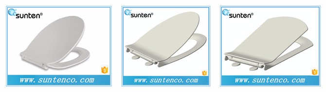 Popular best seller electronic bidet toilet seat with plastic xiamen supplier
