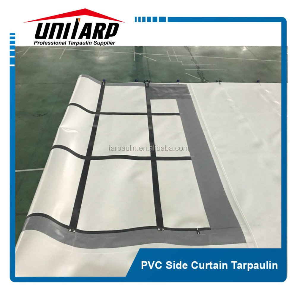 PVC Outdoor Fabric Material Tarpaulin with Free Sample