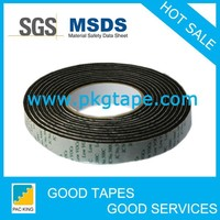 Fireproof EPDM Insulation black adhesive tape