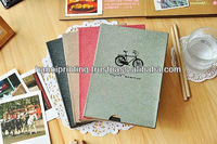 Customized Photo Book Printing with display box