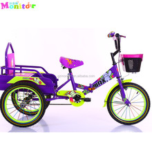 2018 New design kids cargo bike, new style children ride on toys Baymax tricycle bike, children kid bicycle